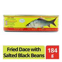 Sun Kee Fried Dace with Salted Black Beans