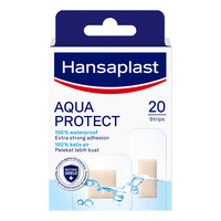 Hansaplast Plasters - Aqua Protect