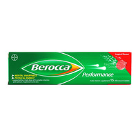 Berocca Performance Effervescent Tablets - Tropical