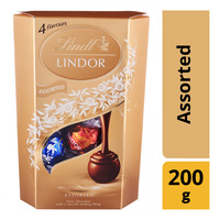 Lindt Lindor Cornet Chocolate Balls - Assorted