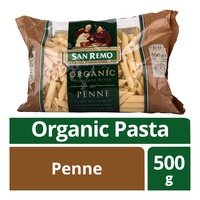 San Remo Organic Pasta - Penne