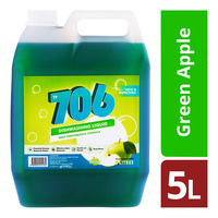 TP 706 Dishwashing Liquid - Green Apple
