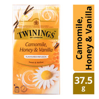 Twinings Flavoured Infusion Teabags - Camomile & Honey & Vanilla 37.5G