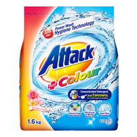 Attack Powder Detergent  - Plus Colour (Aroma Fresh)
