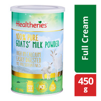Healtheries 100% Pure Goats' Milk Powder - Full Cream
