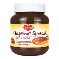 Highway Chocolate Hazelnut Bread Spread