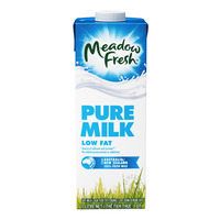 Meadow Fresh New Zealand UHT Pure Milk - Low Fat