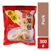 Le Le Frozen Xiao Long Bao - Pork