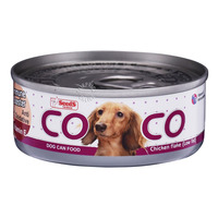 Coco Dog Can Food - Chicken Flake (Low Fat)