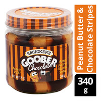Smucker's Goober Chocolate - Peanut Butter & Chocolate Stripes