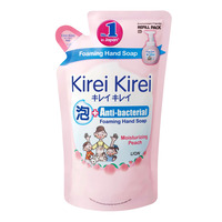 Kirei Kirei Anti-bacterial Hand Soap Refill - Moisturizing Peach