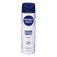 Nivea Men Deodorant Spray - Silver Protect Dynamic