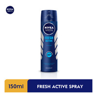 Nivea Men Deodorant Spray - Fresh Active