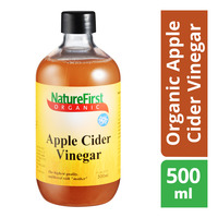 Nature First Organic Apple Cider Vinegar