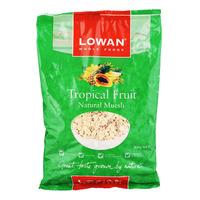 Lowan Natural Muesli - Tropical Fruit
