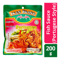 Ikan Brand Instant Fish Sauce - Portugese Style (Steamed)