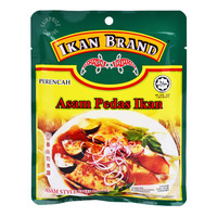 Ikan Brand Instant Fish Sauce - Asam Style