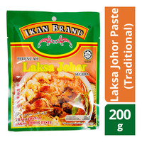 Ikan Brand Instant Paste - Traditional Laksa Johor