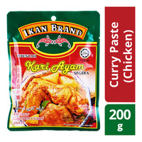 Ikan Brand Instant Curry Paste - Chicken