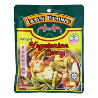 Ikan Brand Instant Curry Paste - Vegetarian