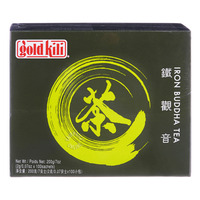 Gold Kili Tea Bags - Iron Buddha