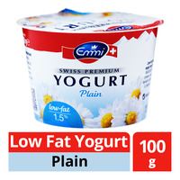 Emmi Swiss Premium Low Fat Yogurt - Plain