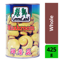 Green Land Mushroom - Whole