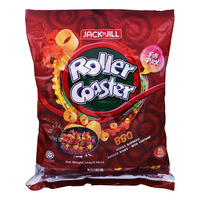 Jack 'n Jill Roller Coaster Potato Rings -Barbecue