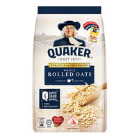 Quaker 100% Wholegrain Whole Rolled Oats