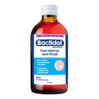 Bactidol Mouthwash - Anti Bacterial Plus Anti Fungal