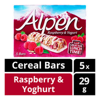 Alpen Cereal Bar - Raspberry & Yogurt