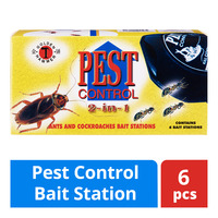 Golden Hammer Pest Control Bait Station