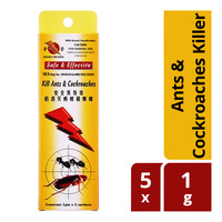 Golden Thunder Ants & Cockroaches Killer