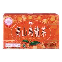 Ten Ren Chinese Tea Bags - High Mountain Oolong Tea