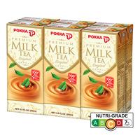 Pokka Premium Packet Drink - Milk Tea (Original) 6 x 250ML