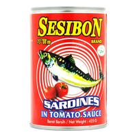 Sesibon Brand Sardines - Tomato