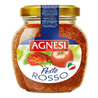 Agnesi Pesto Sauce - Rosso