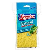 Spontex Natural Kitchen Sponge
