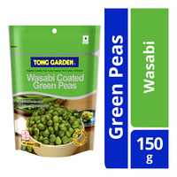 Tong Garden Coated Green Peas - Wasabi
