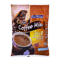 FairPrice 3 in 1 Instant Coffee Mix - Creamer & Sugar
