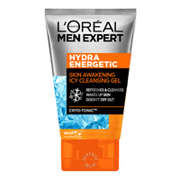 LOREAL PARIS MEN EXPERT men expert hydra energetic icy cleansing gel 100ml