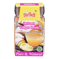 Daribell Pure and Natural Instant Ginger Tea Powder