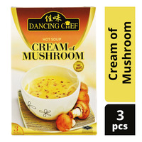 Dancing Chef Hot Soup - Cream of Mushroom