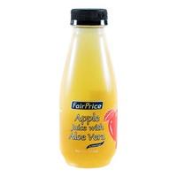 FairPrice Bottle Juice - Apple with Aloe Vera 375ML