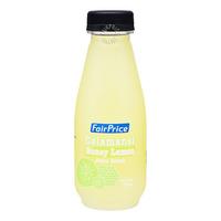 FairPrice Bottle Juice - Calamansi Honey Lemon 375ML