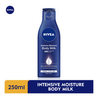 Nivea Body Milk Lotion - Intensive Moisture
