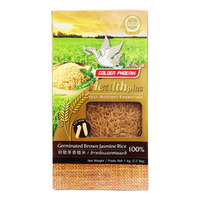 Golden Phoenix Health Plus Germinated Rice - Brown Jasmine