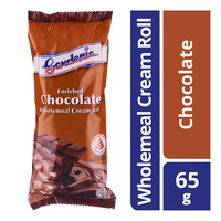 Gardenia Wholemeal Cream Roll - Chocolate