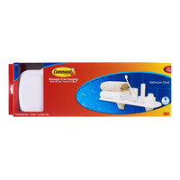 3M Command Bathroom Shelf