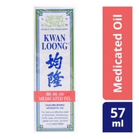 Kwan Loong Family Medicated Oil